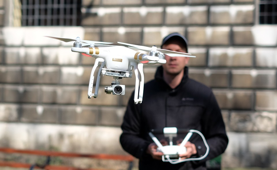 drone training - drone services