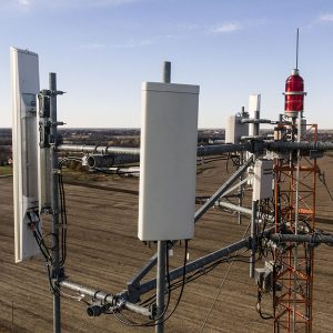 inspecting cell towers using drones