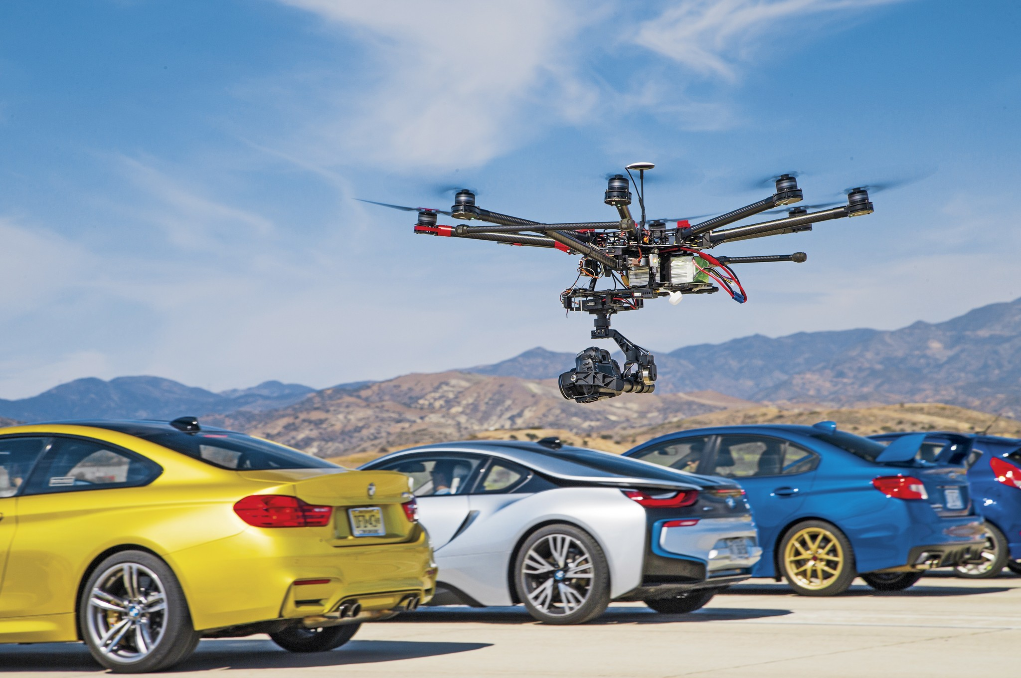 car-drone rent a drone