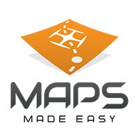 maps made easy logo