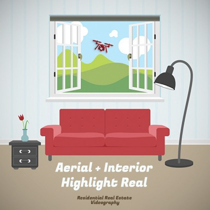 Residential Drone Real Estate Photo and Video Pricing