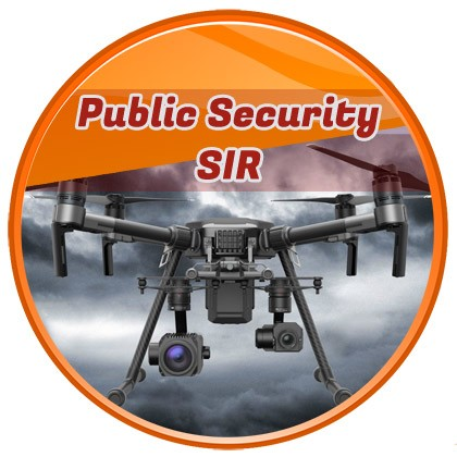 public security drone business solution