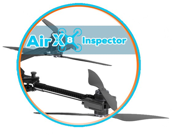 8 Drone uav for infrastructure inspections