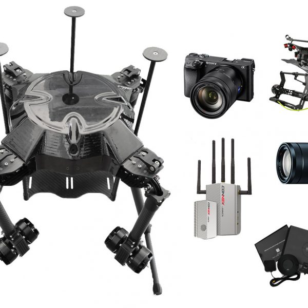 UAV aerial inspections kit