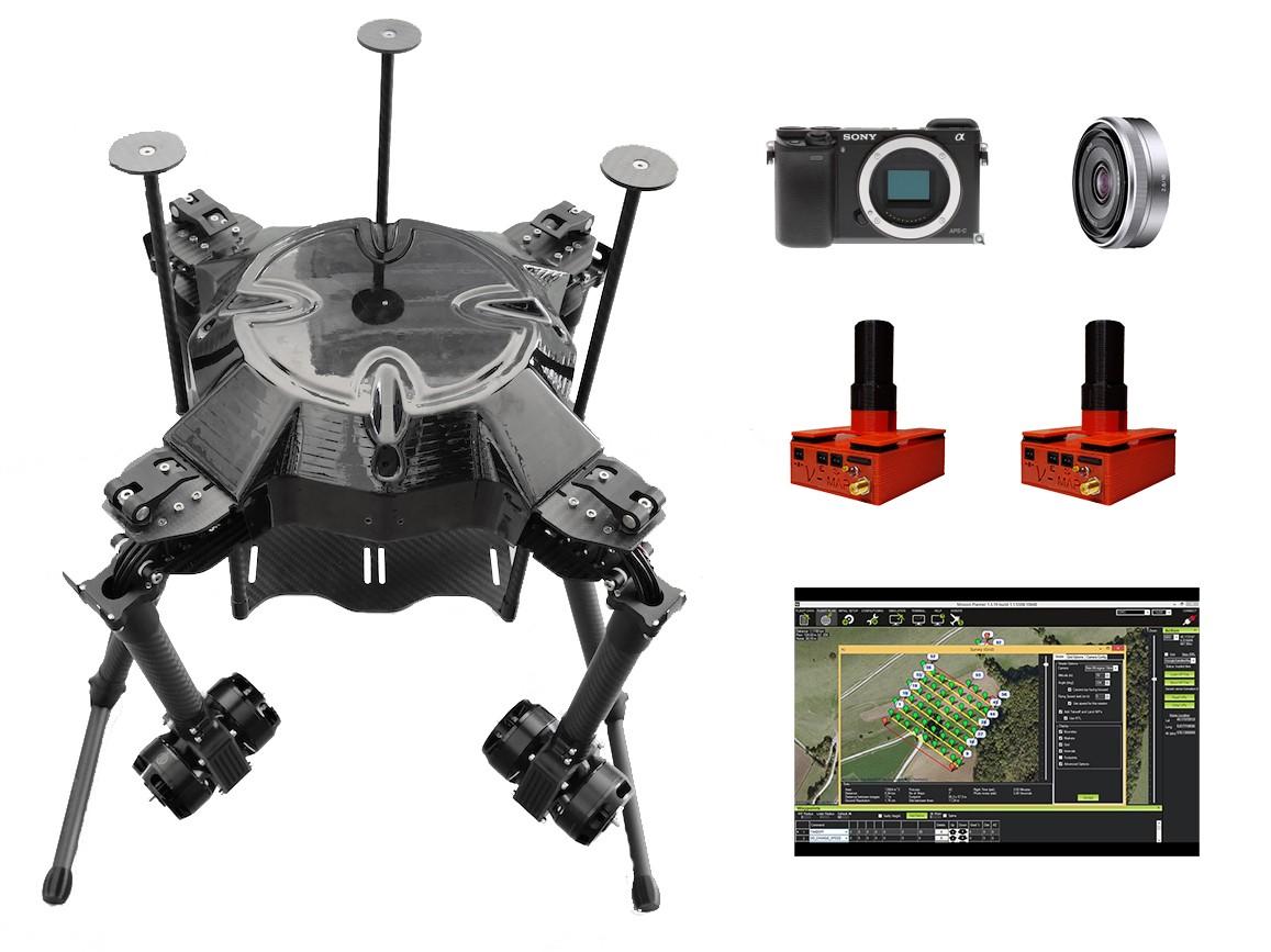 ReCon AiR X8 Pro – Surveyor