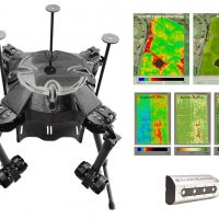precision agriculture using slantrange 3p