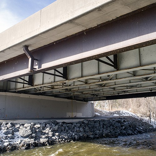using drones to conduct bridge inspections