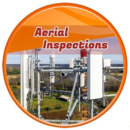 aerial inspections drone business solution