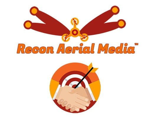 recon aerial media sUAS business partnerships2