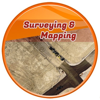 surveying and mapping drone business solution
