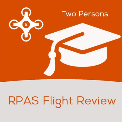 2 persons transport canada flight review cost
