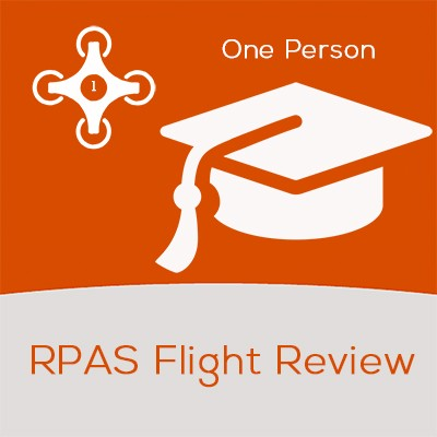 one person cost for transport canada flight review