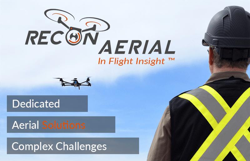 recon aerial drone services
