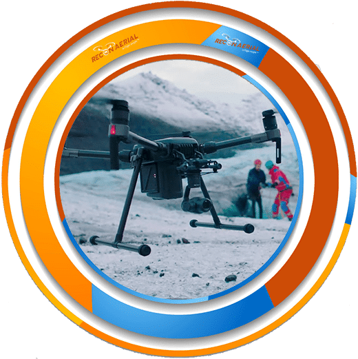 search and resue using drones