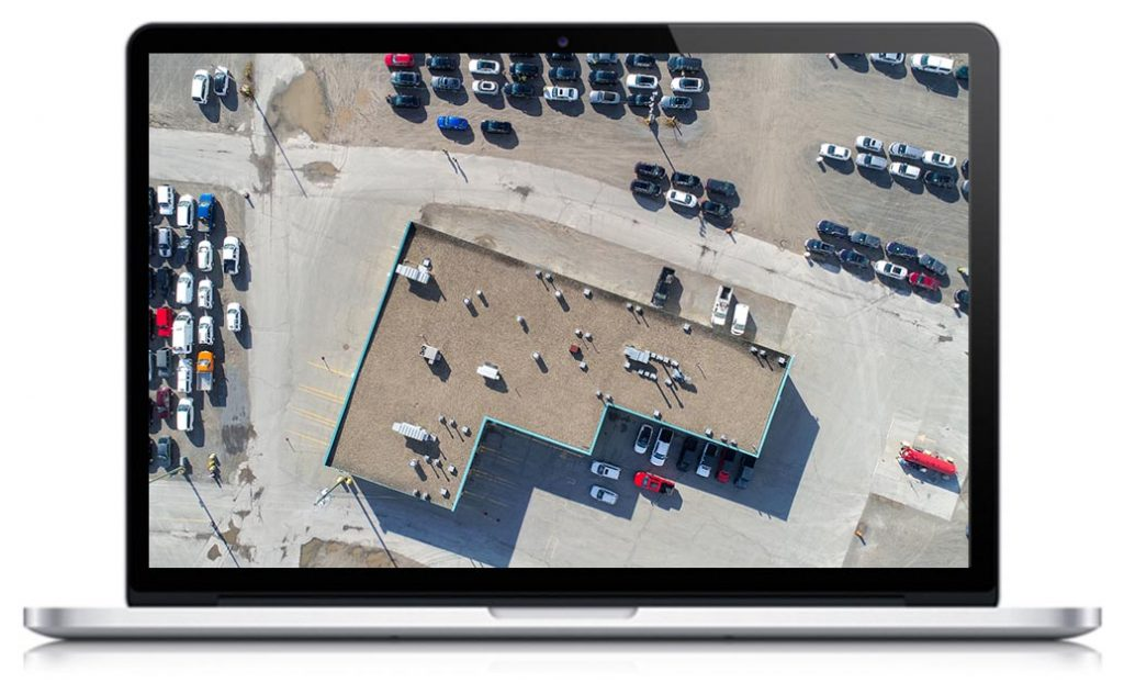 drone mapping image recon aerial
